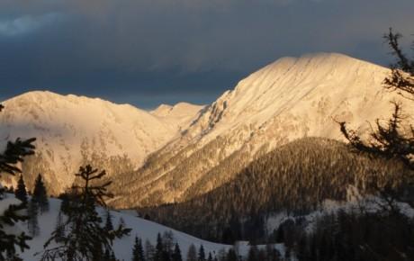 3 Wochen in den verschneiten Bergen