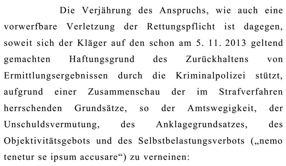 OGHBeschlussKlageSchaden11
