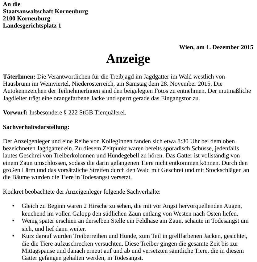 AnzeigeJagdHausbrunn1
