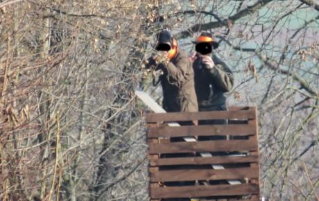 Sind TierschützerInnen Freiwild für die Jägerschaft?