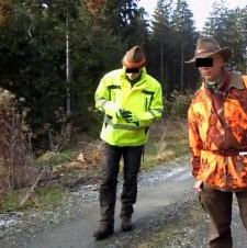 Ausweispflicht gegenüber Jagdaufseher? Landesverwaltungsgericht hebt Strafe auf!