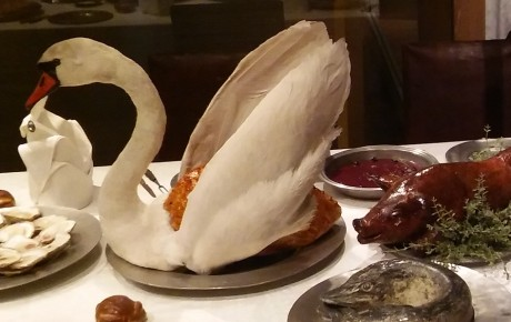 Tierschutz als Tischsitte – Eindrücke aus dem Nordiska Museet in Stockholm