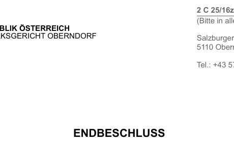 Nächster Gerichtserfolg gegen Mayr-Melnhof: Besitzstörungsklage abgewiesen und € 1600 an VGT