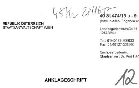 Staatsanwaltschaft Wien erhebt Anklage gegen 3 Polizisten und den Jagdaufseher von Mensdorff-Pouilly