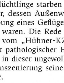 """Über den sogenannten """"KZ-Vergleich"""""""