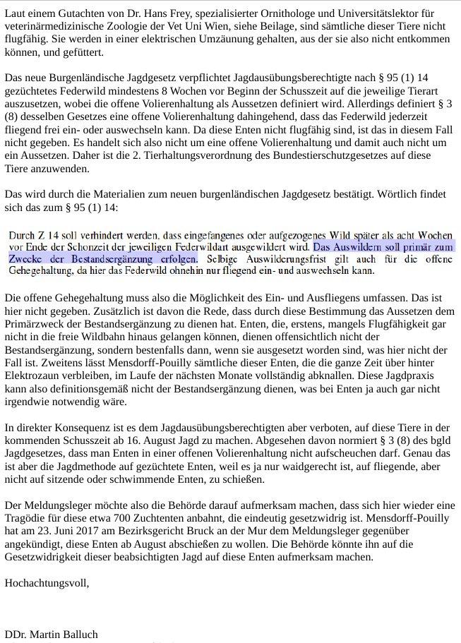 MittelungAnBHGüssing2017AMPEnten4