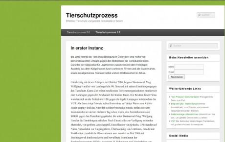 UNFASSBAR: Wiener Oberlandesgericht lehnt Schadenersatz Tierschutzprozess ab!