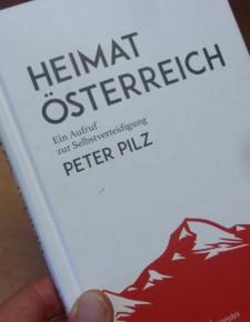 """""""Heimat Österreich"""" – ein Buch von Peter Pilz"""
